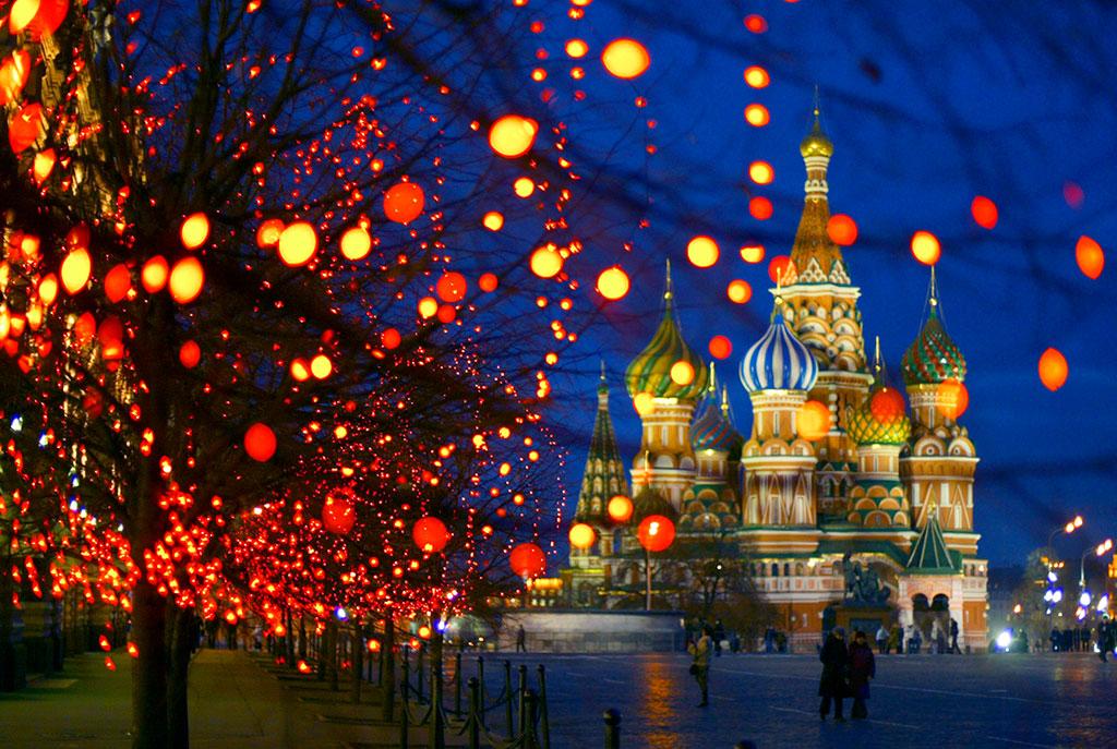 Россия, празднование нового года тур по россии маринованных помидоров зиму